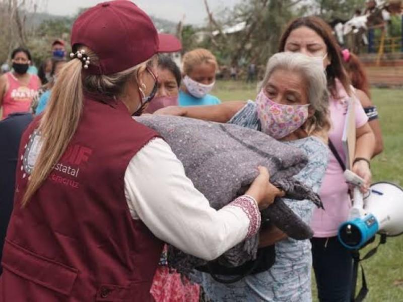 DIF Estatal no destinó recursos para apoyar a damnificados