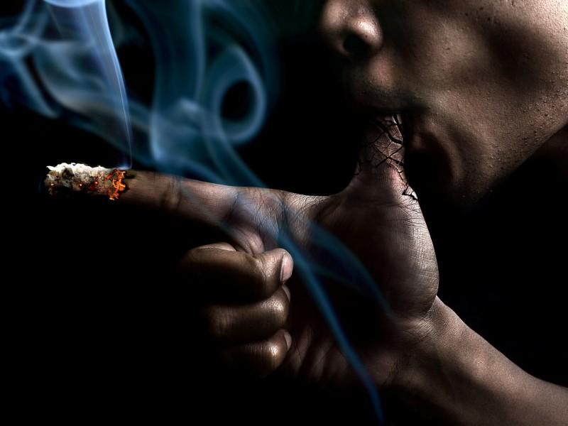 Diferentes tipos de cáncer relacionados al tabaco