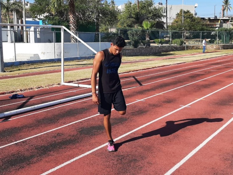 Difícil situación por la pandemia para atletas de alto rendimiento