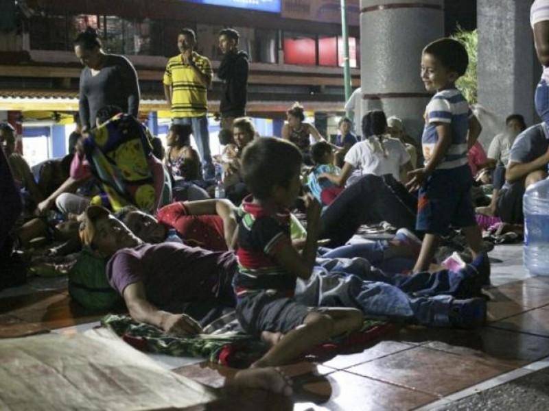 DIF atiende a niños migrantes