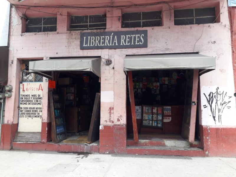 Digitalización literario redujo venta de libros en 30%