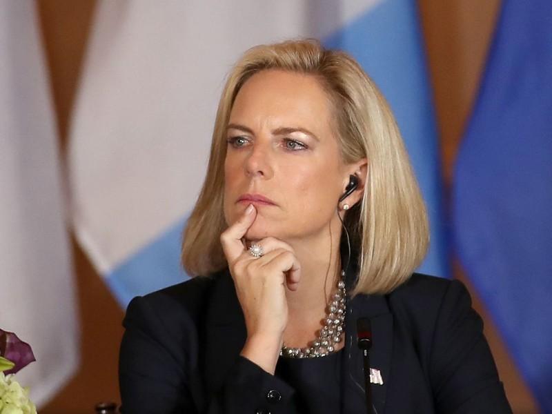 Dimite Nielsen, Trump anuncia nuevo secretario de Seguridad