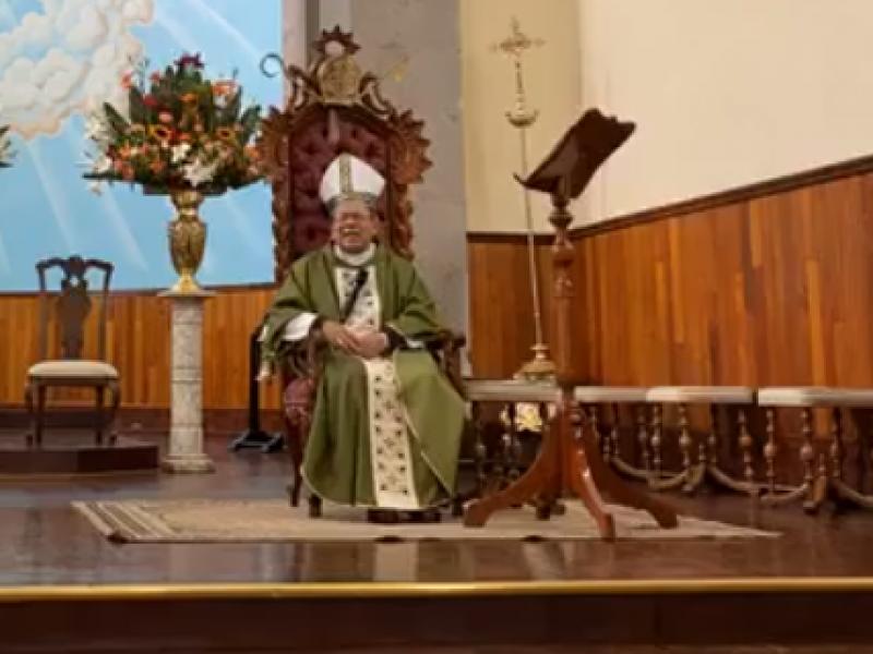 Diócesis de Tepic oficializa misas virtuales para difuntos covid