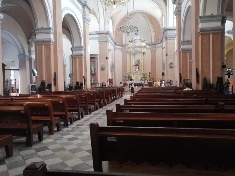 Diócesis de Veracruz suspende misas y eventos religiosos por coronavirus