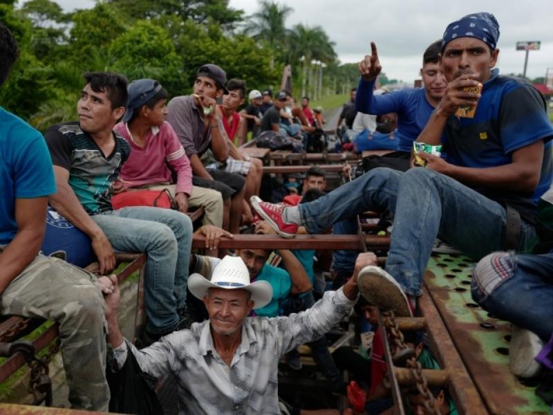 Diputada pide ver a migrantes como aliados