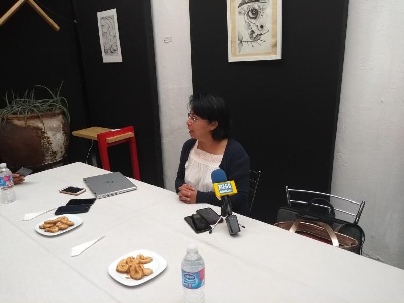 Diputada Quezada dijo adiós al PRD en Puebla