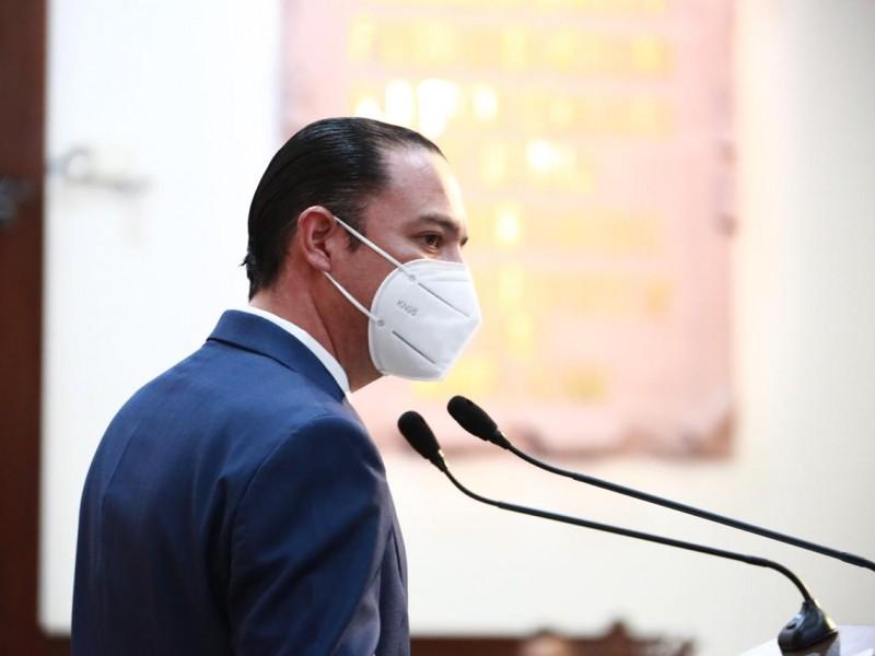 Diputado de Coahuila da positivo a Covid-19