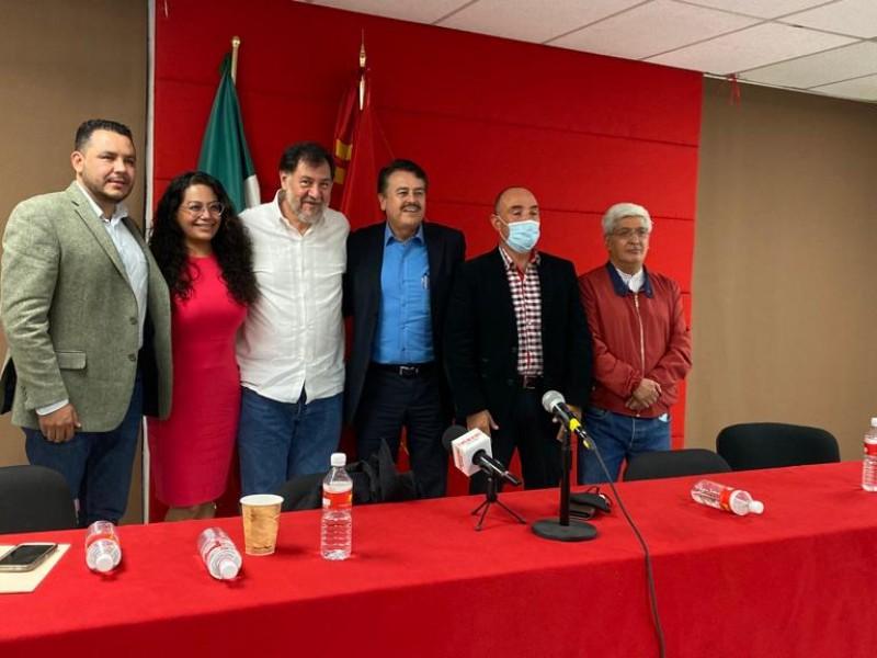 Diputado Gerardo Fernández menciona intensión para ser candidato presidencial