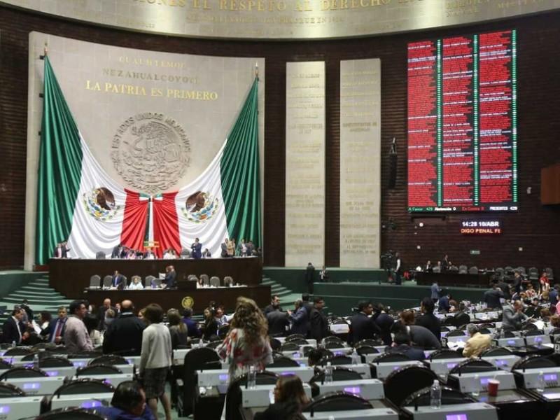 Diputados aplazan periodo extraordinario para 29 y 30 de junio