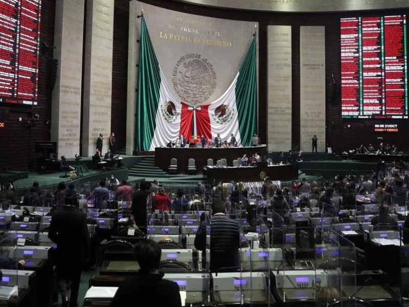 Diputados aprueban reforma de AMLO a ley eléctrica