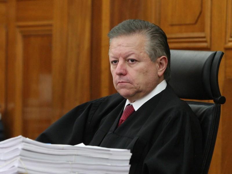 Diputados avalan ampliación de mandato de Arturo Zaldívar