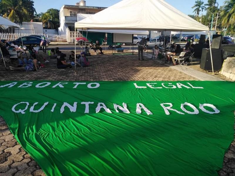 Diputados de Quintana Roo rechazan despenalizar el aborto
