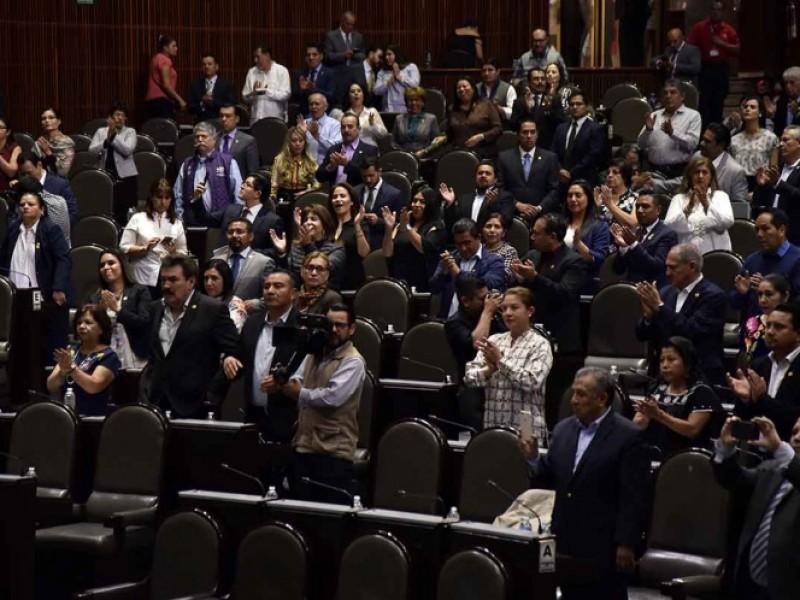 Diputados declaran constitucionalidad de Guardia Nacional