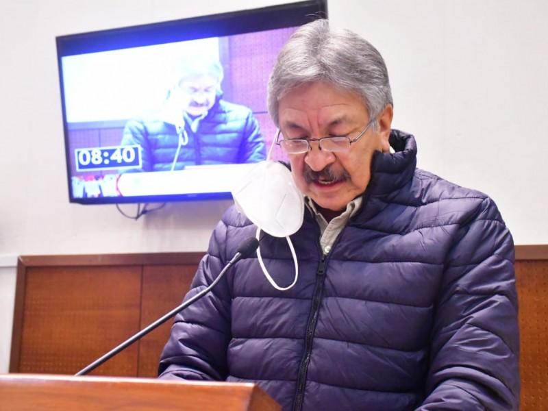 Diputados morenistas defienden reforma a ley del Issstezac