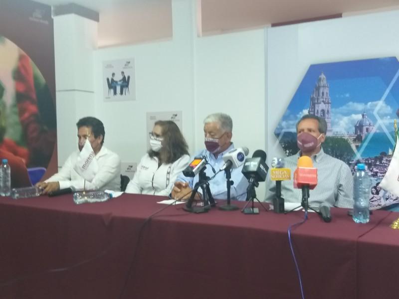 Dirigencia nacional de MORENA decidirá candidato a gubernatura de Michoacán