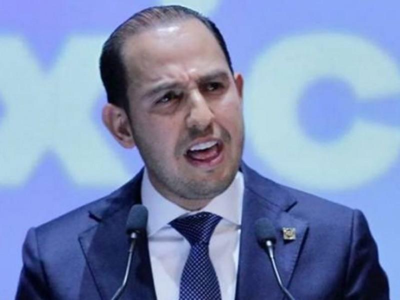Dirigente del PAN Marko Cortés dio positivo a Covid