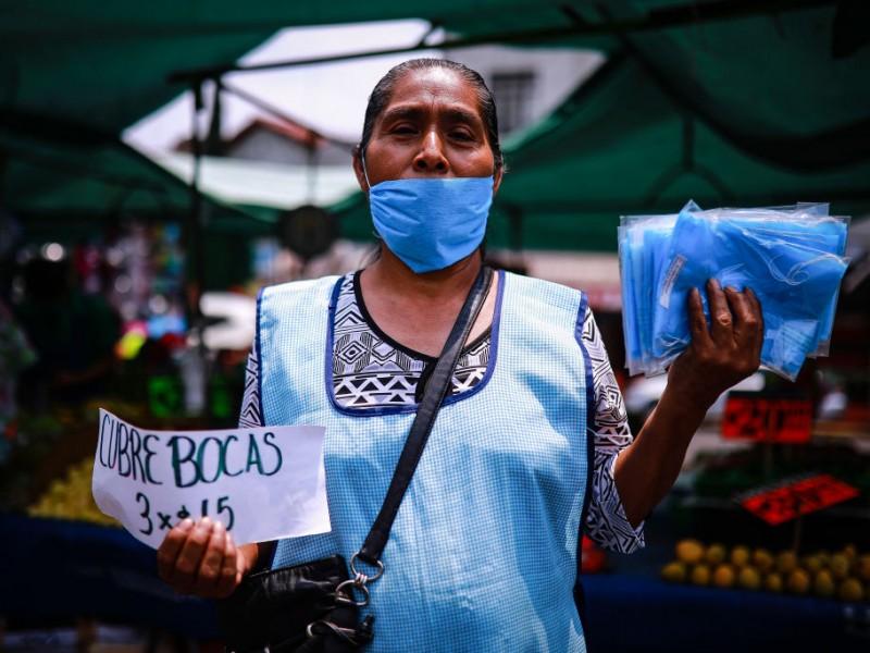 Confronta a Gobierno Federal y de Colima iniciativa de cubrebocas