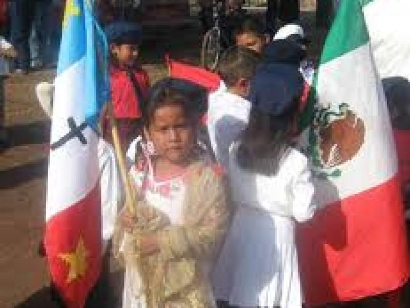 Discrimina a niños Yaquis modalidad educativa por pandemia