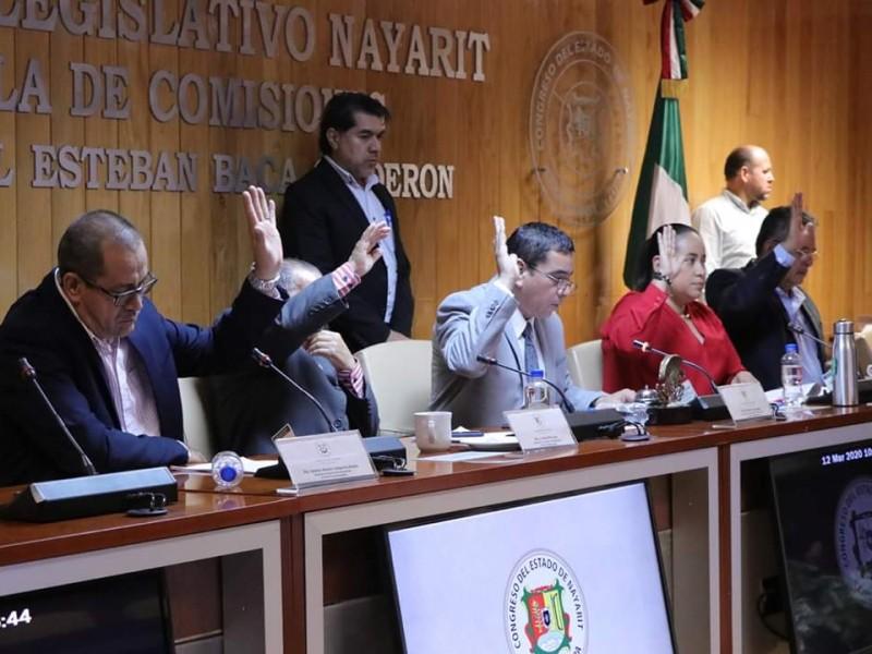 Discuten diputados reformas de ley para implementar candidaturas comunes