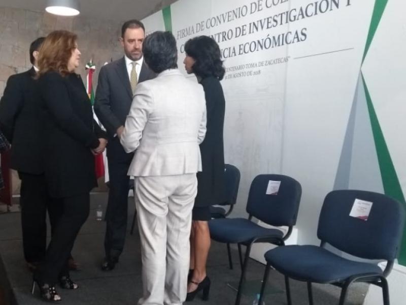 Diseñan nuevas políticas de seguridad para Zacatecas
