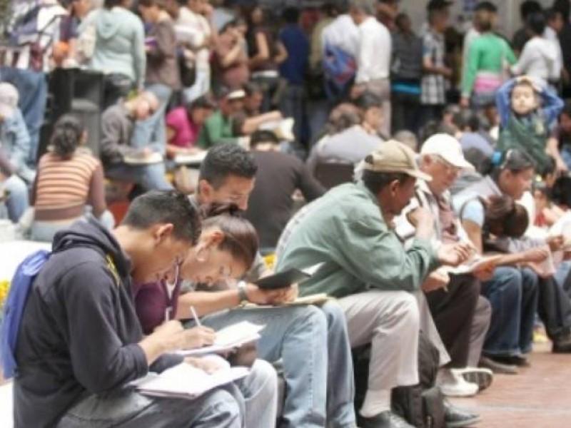 Disminución en tasa de desempleo, dicen autoridades