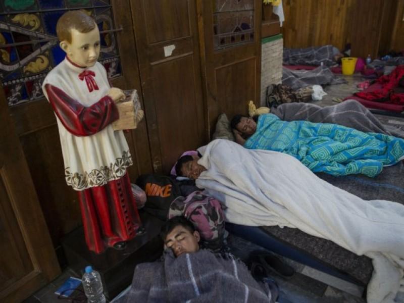 Disminuye afluencia de migrantes en Centros de Ayuda