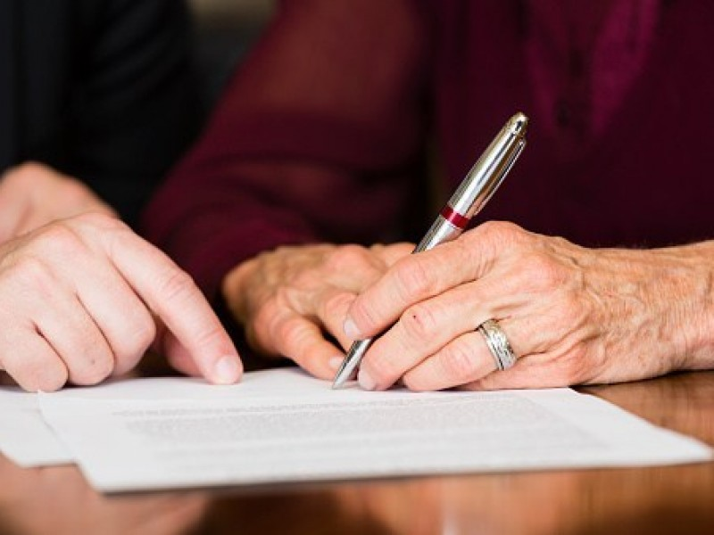 Disminuye demanda para realizar testamentos