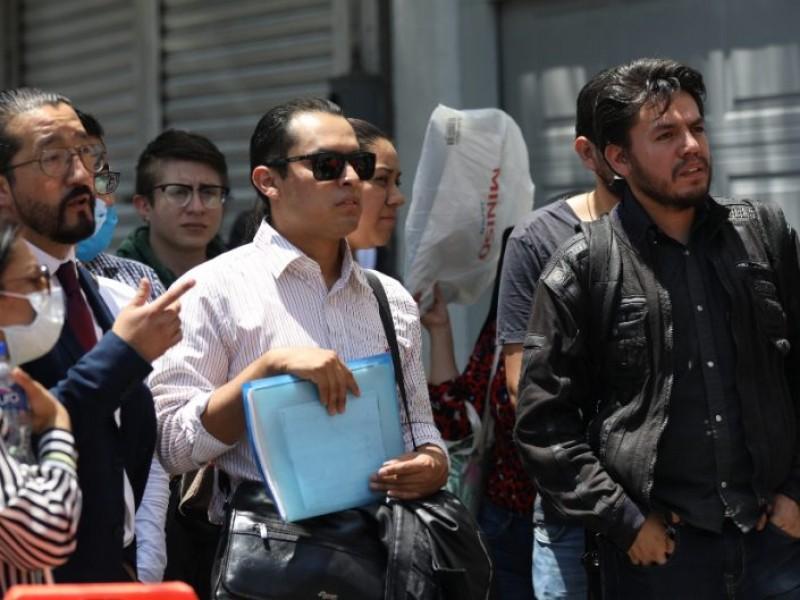 Recuperación en marcha: Tasa de desempleo en México baja ligeramente