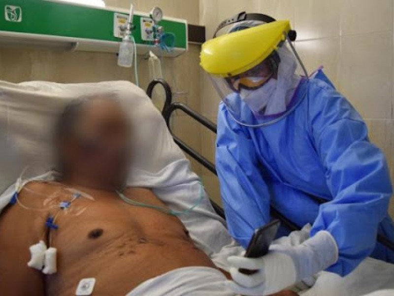 Disminuye IMSS número de camas para atención de pacientes COVID-19