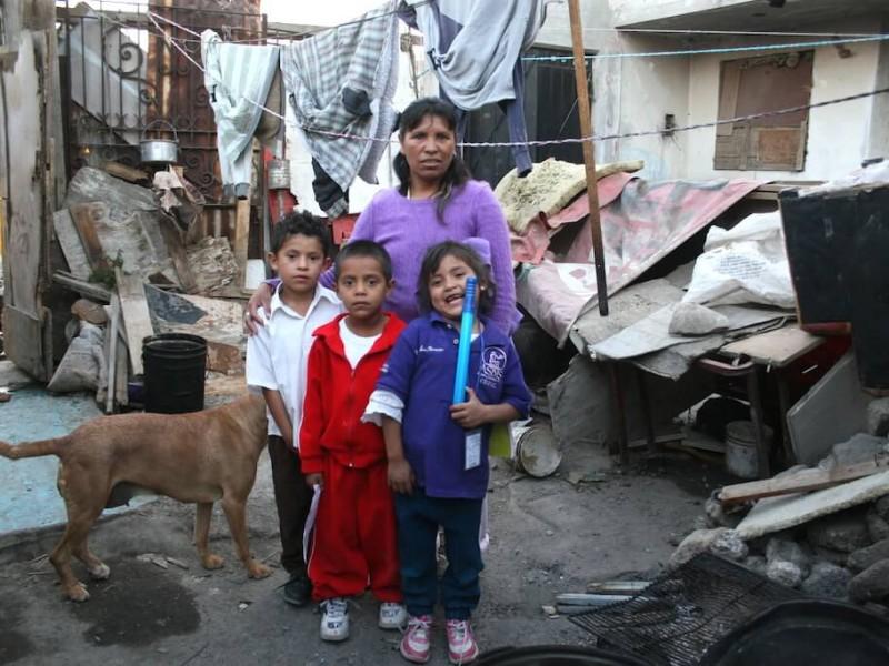 Disminuye ingresos en familias mexicanas, lleva a pobreza y hambre