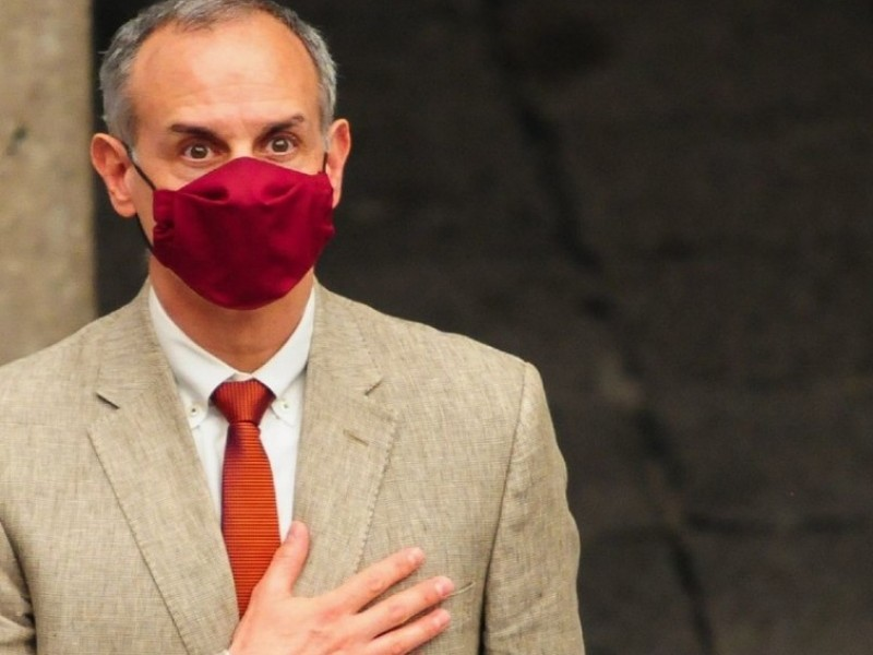 Disminuye la credibilidad de los mexicanos en el Dr. Gatell:Encuesta