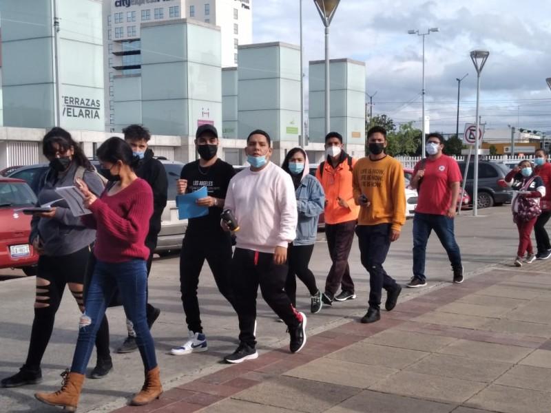 Disminuye número de casos confirmados de covid-19 en Guanajuato