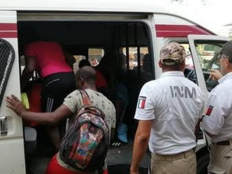 Disminuye población migrante en Ciudad Acuña