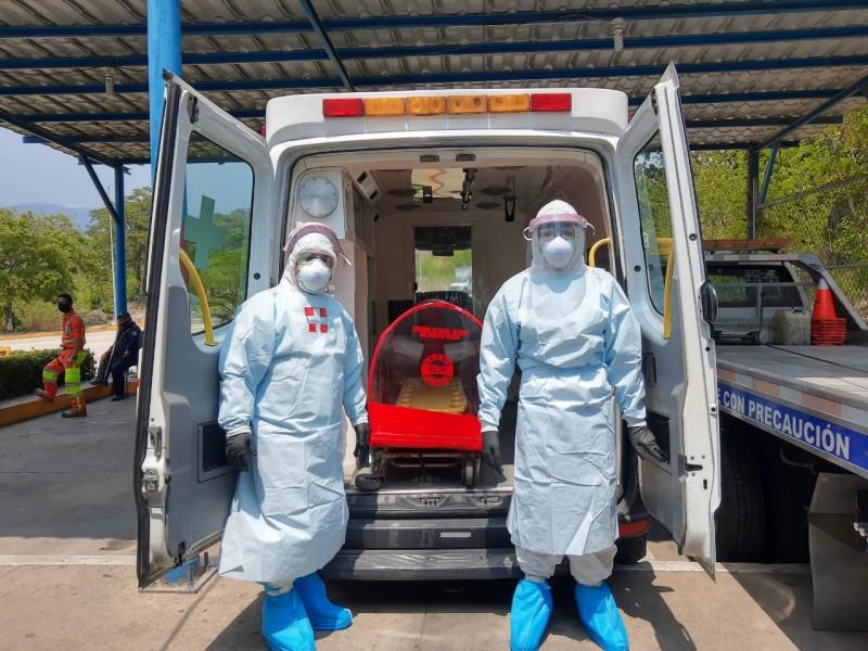 Disminuye servicios por COVID-19 Cruz Roja en Chiapas