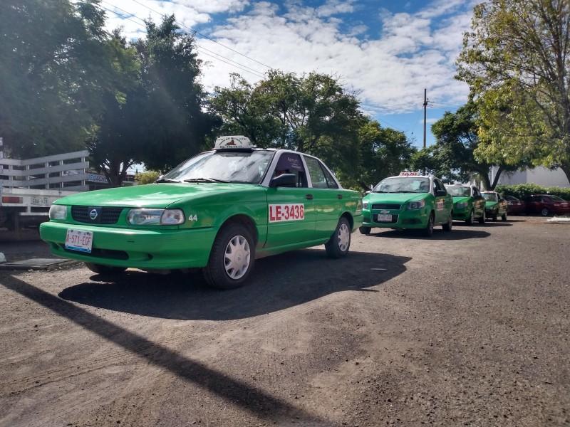Disminuyen 30%, asaltos a taxistas en León con operativo