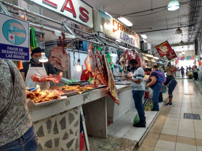 Disminuyen activos de Covid en Veracruz
