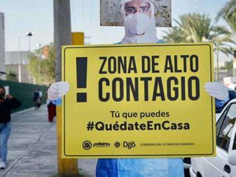Disminuyen contagios en Durango; pide SSA no bajar la guardia