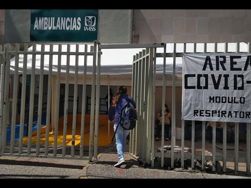 Disminuyen en Guanajuato nuevos contagios de Covid