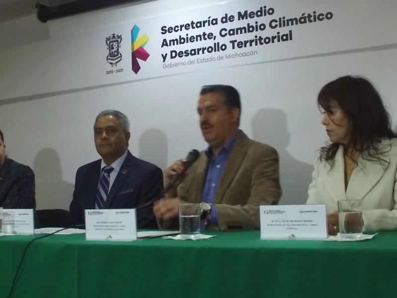 Disminuyen niveles de contaminación en Morelia
