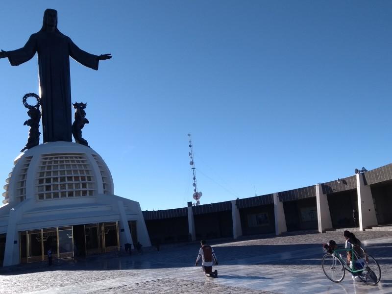 Disminuyen turismo religioso y de negocios por desabasto