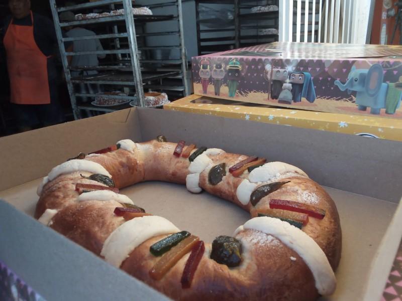 Disminuyó producción y venta de roscas por Covid-19: Panadero
