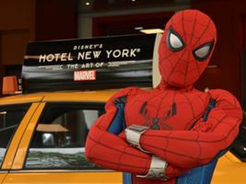Disneyland París estrena primer hotel de super héroes.