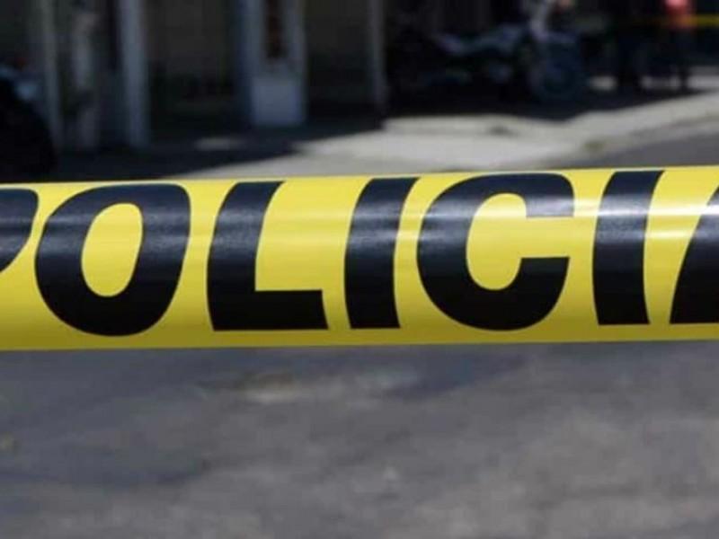 Disparan contra cuatro personas en Calera, una muere