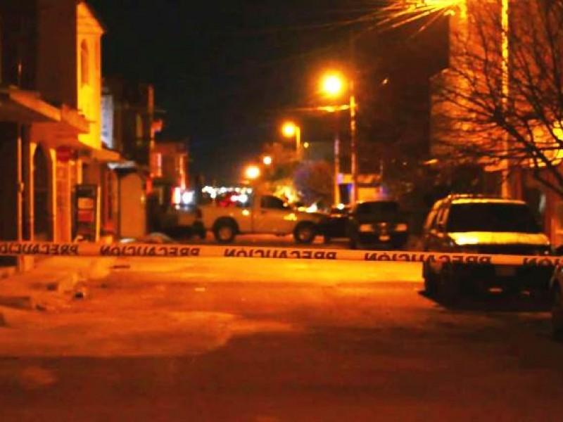 Disparan contra jóvenes en Guadalupe, un muerto