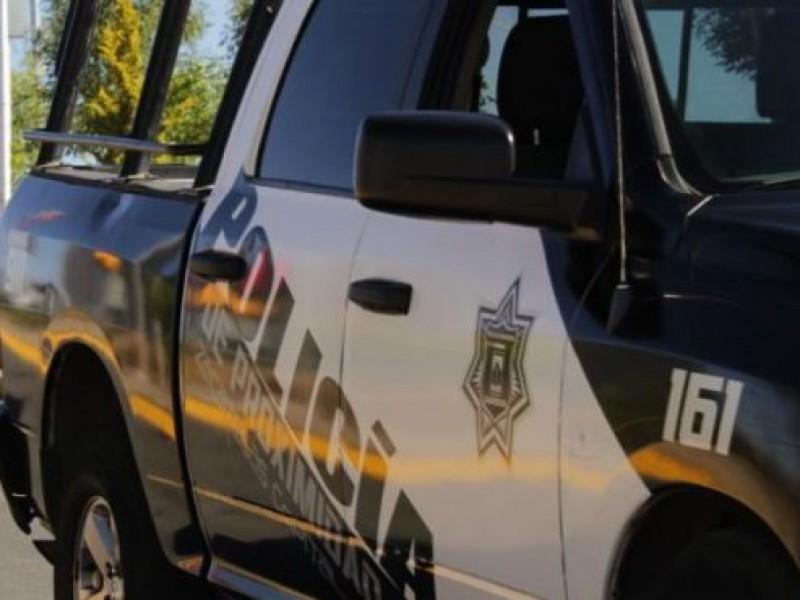 Disparan contra policías capitalinos, seis detenidos