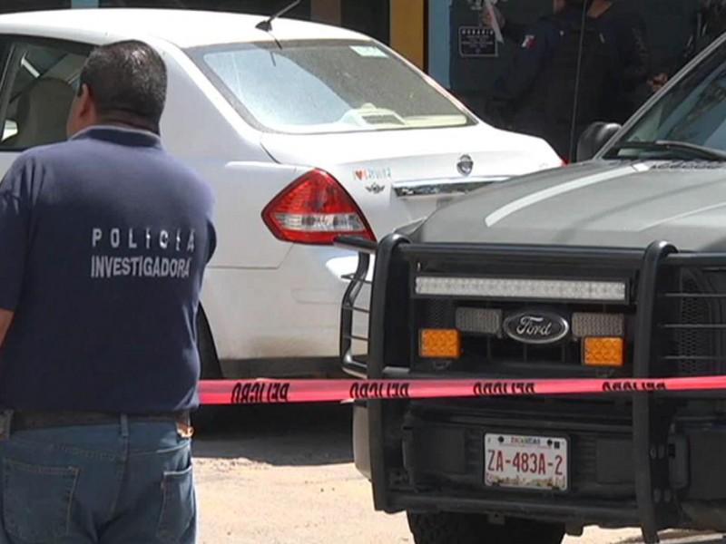 Disparan contra un hombre en la comunidad La Zacatecana