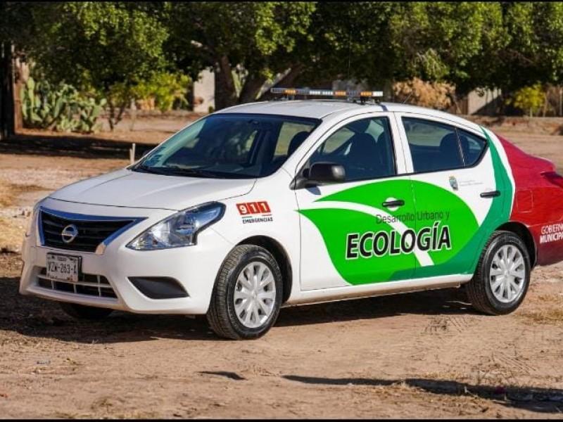 Disponible patrulla ecológica