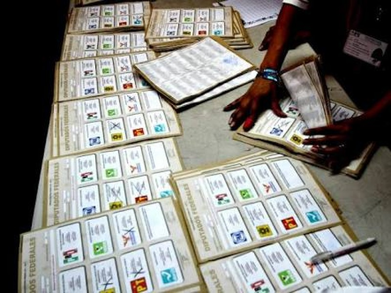 Distribuyen en NL boletas electorales