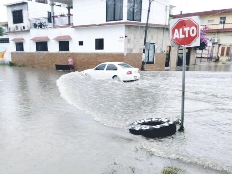 Disturbio 92L deja daños menores en Zona Norte
