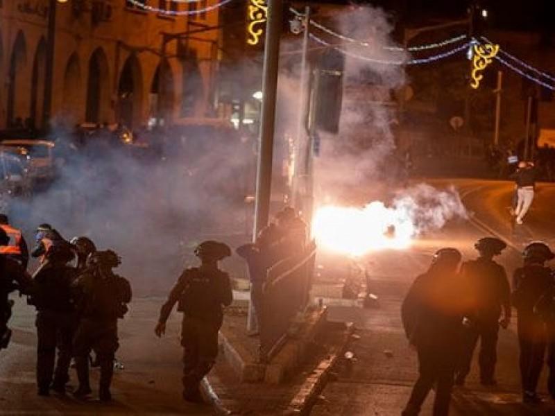 Disturbios en Jerusalén. Fuerzas israelíes irrumpieron en Mezquita